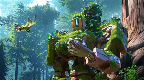 Bastion Overwatch Wallpapers   HD Wallpapers   ID #18714