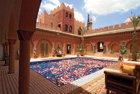 Private Islands for rent - Kasbah Tamadot - Morocco