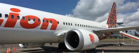 Review of Lion Mentari Airlines flight from Denpasar to