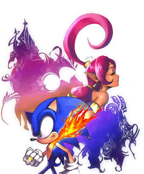 Sonic and the secret rings by defiaz on DeviantArt