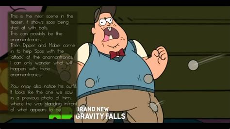 """Gravity Falls: """"Soos And The Real Girl"""" - Teaser Trailer"""