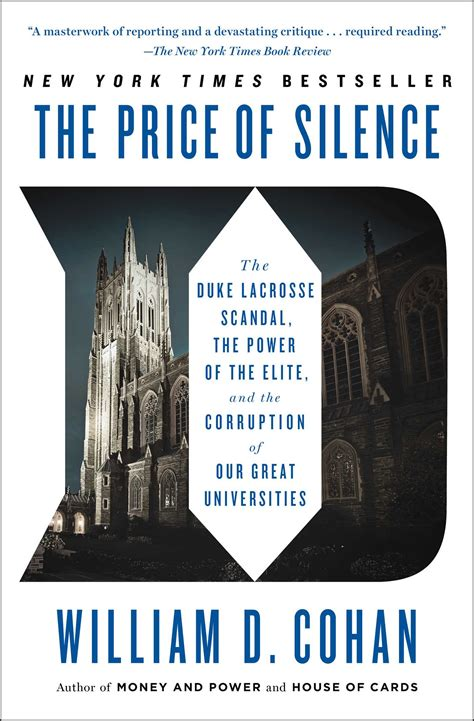 The Price of Silence | Book by William D