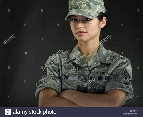 Female United States Marine Corps soldier in Combat