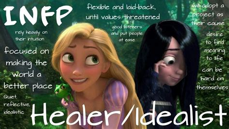 Dave is Rapunzel just like Dean! | Infp personality, Infp