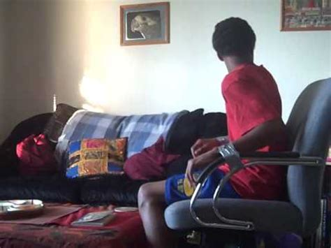 taping up my brother with justin bieber - YouTube