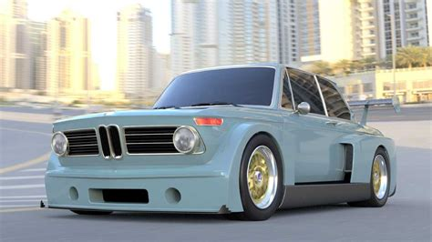 Gruppe5 2002 Is A Bonkers Street-Legal BMW Race Car With