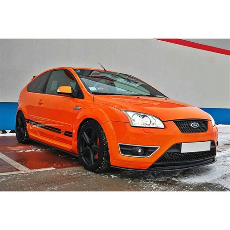 Maxton Design Side Skirt Diffusers - Ford Focus ST Mk2