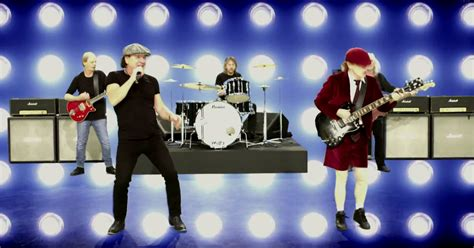 See AC/DC's Sporty, Sweaty 'Play Ball' Video - Rolling Stone
