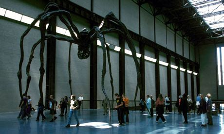 Holidays In The UK: The Tanks At Tate Modern