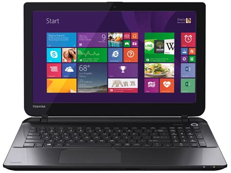 Toshiba Satellite L50D-B-12Z Notebook Review Update