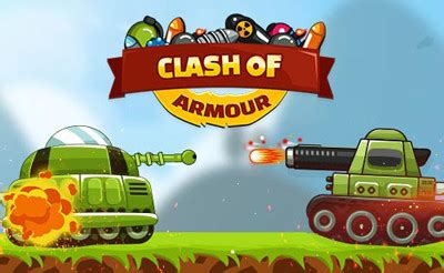 Clash of Armour - Actionspiele - 1001 Spiele