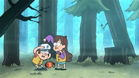 Regular show, Gravity Falls and My little pony Hangover