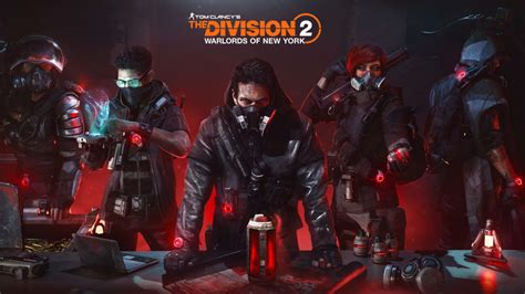 """Tom Clancy's: The Division 2 - """"Warlords of New York"""" DLC"""