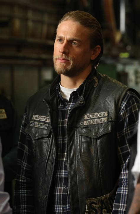 Charlie Hunnam on Sons of Anarchy Pictures | POPSUGAR