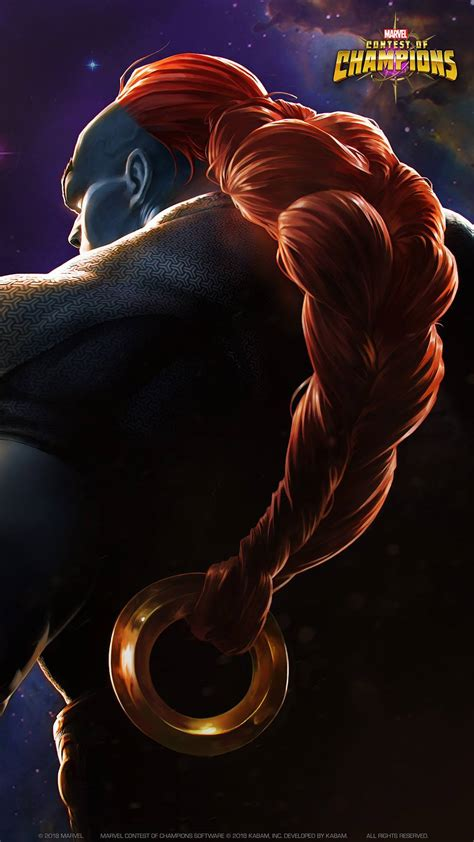 Aegon and The Champion Wallpapers - MCOC Guide