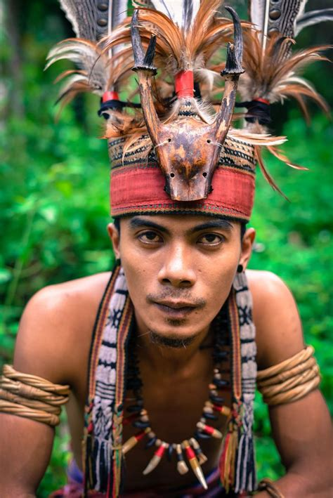 Hanging with headhunters | Borneo, People of the world