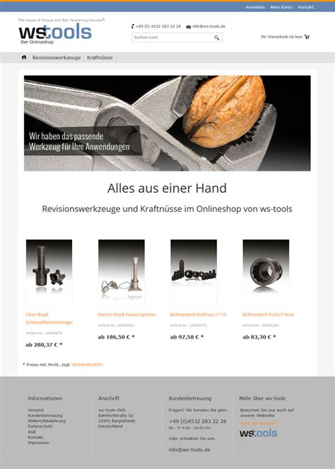 Newsletter - WS-Tools