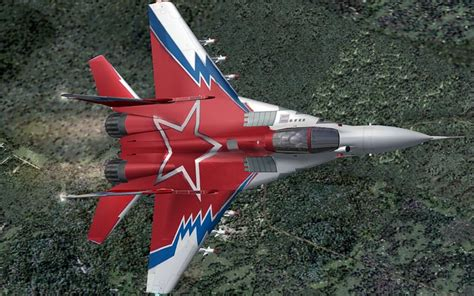 MiG 29 released by AFS Design