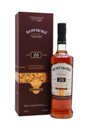 Bowmore 26 ans The Vintner's Trilogy 2 of 3 – French Oak