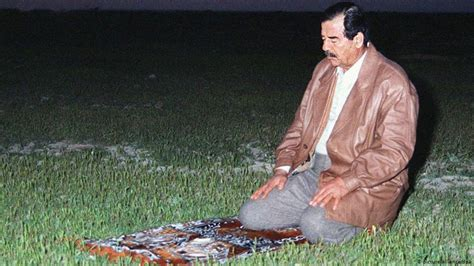 Saddam Hussein, the Gulf War and the new Middle East