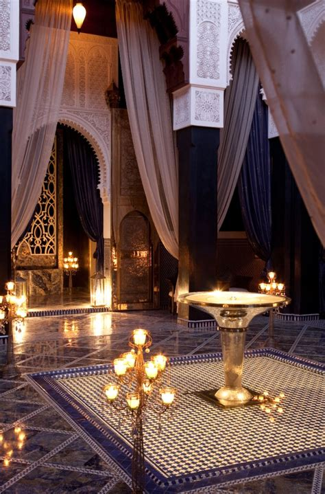 Private Islands for rent - Royal Mansour Marrakech
