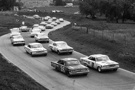 Summer Of 1963 - Crew Cuts And Stock Cars At Meadowdale