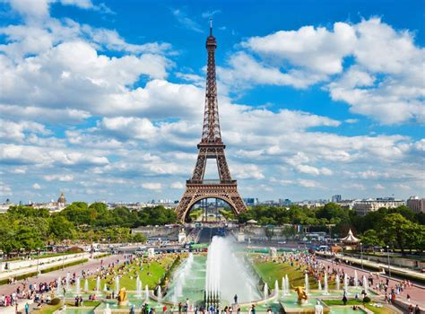 5 ways to experience the Eiffel Tower | The Independent