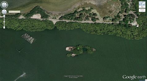 27 Crazy Things Found When Using Google Earth