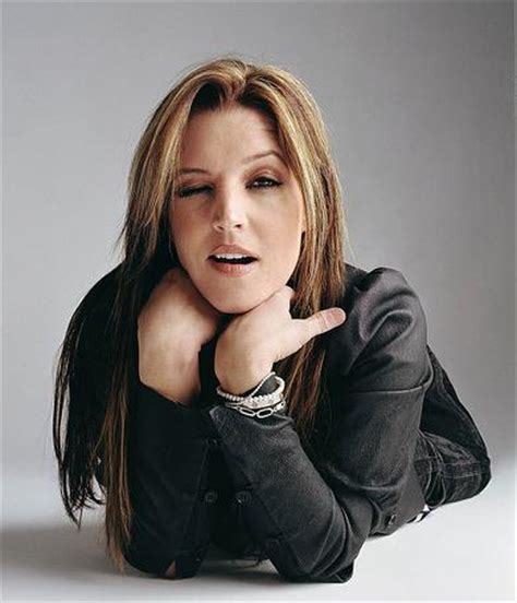 Lisa Marie Presley Shows Off Pregnant Body In New Magazine