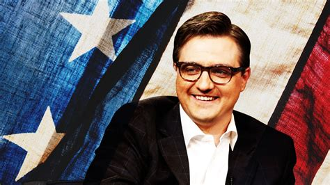 Chris Hayes Talks Delivering (and Getting) Real News in