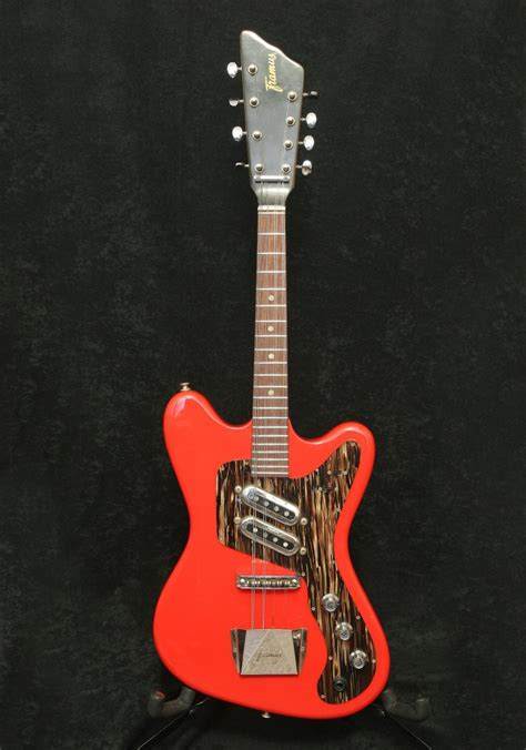 Framus Electric Mandolin, 1970's, Candy Red, made in