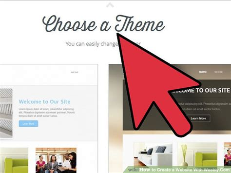 How to Create a Website With Weebly