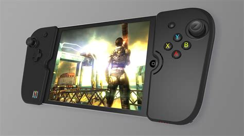 Drop your iPad into a Gamevice this March to play games